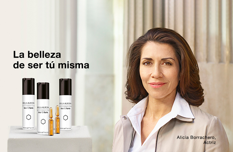 ¿Ya conoces el secreto de belleza de Alicia Borrachero?