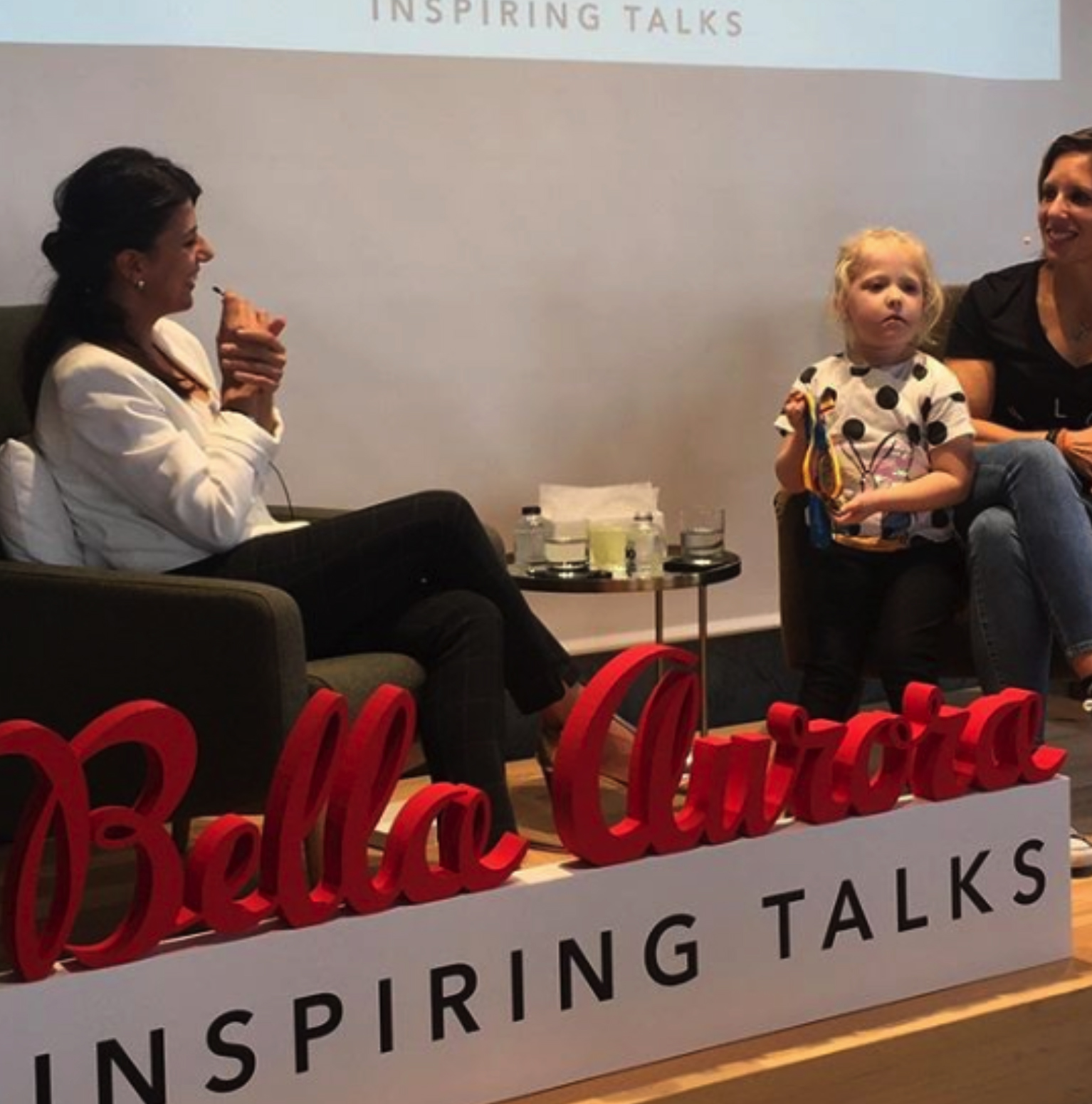 The first edition of #BellaAuroraInspiringTalks is a resounding success