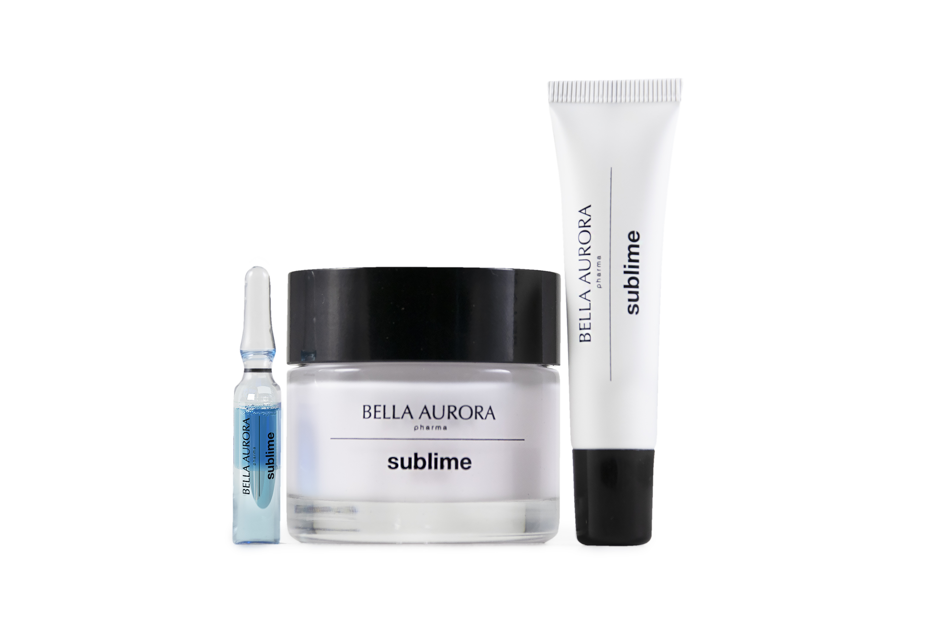 Sublime, Bella Aurora's new anti-ageing range, is here