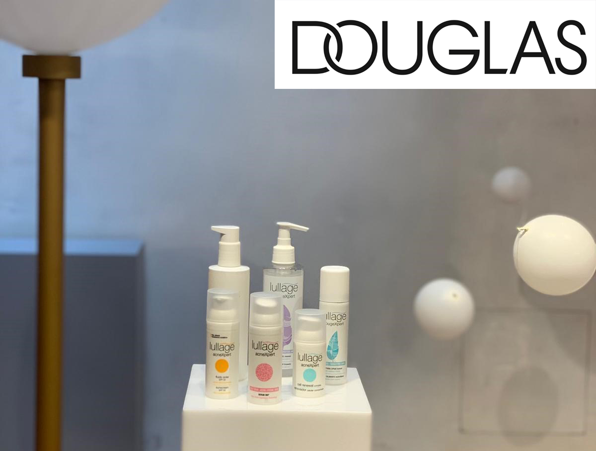 Lullage available at Douglas Italia
