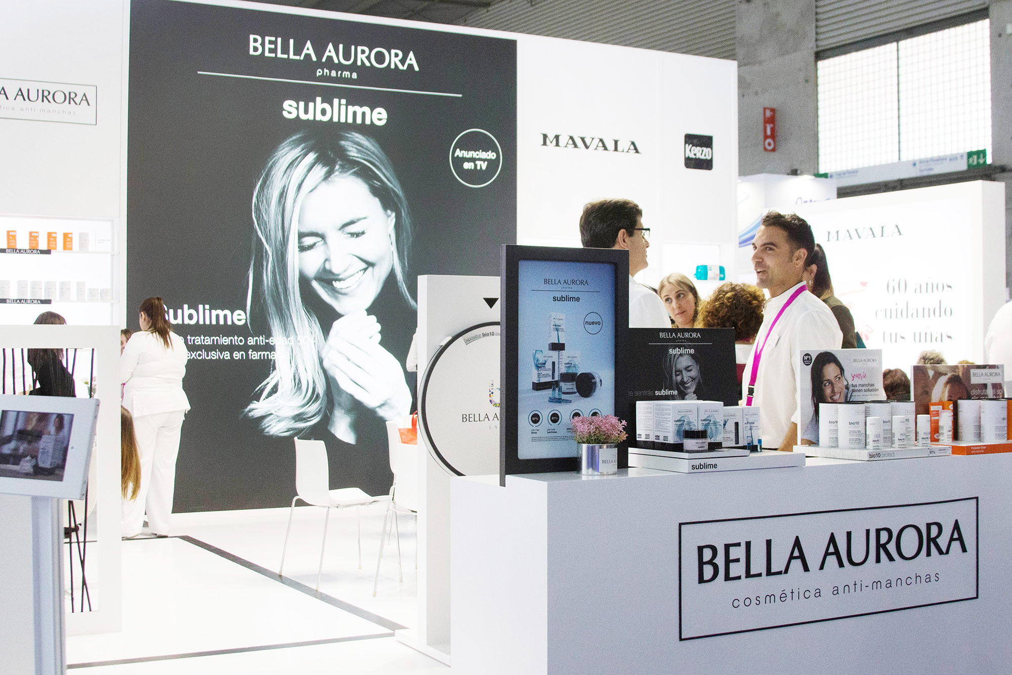 Bella Aurora makes a splash at Infarma 2019