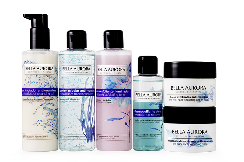 Bella Aurora's new facial cleansing ritual